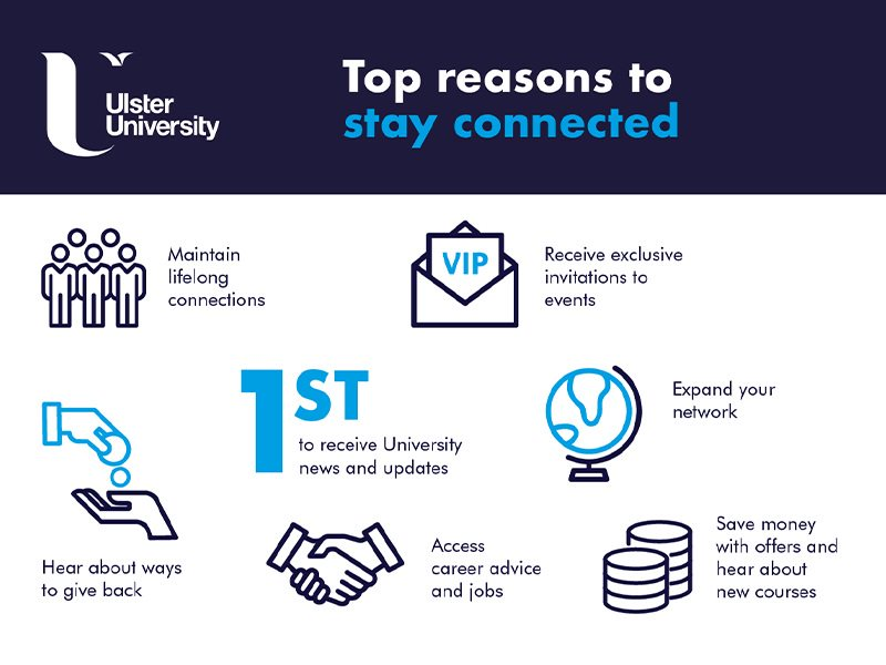 Top reasons to stay connected
