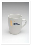 Coffee mug (White) £6